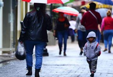 Regresan las lluvias para Tabasco