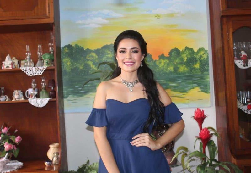 Mariana López es oficialmente representante de Balancán