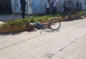Ejecutan a un hombre mientras viajaba en bicicleta en La Manga