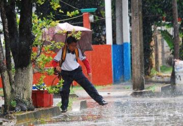 Frente frío traerá lluvias para Tabasco