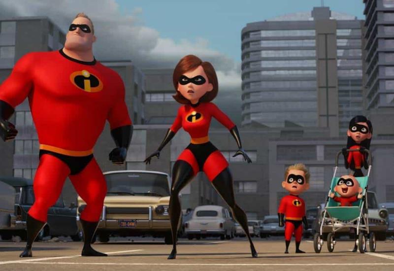 El tráiler de Los Increíbles 2 revela el nuevo rol que tendrá cada miembro de la familia