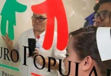 Ex empleados de Pemex se afilian al Seguro Popular