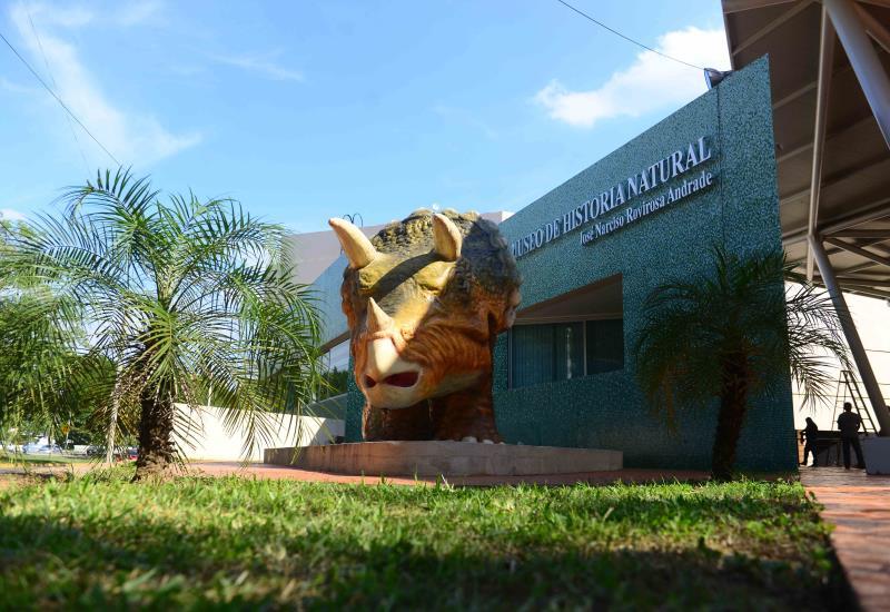 Museo de Historia Natural enamora a sus visitantes