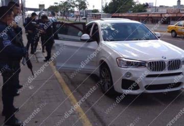 Detiene la SSP un sujeto con arma fuego y cartuchos en Villahermosa