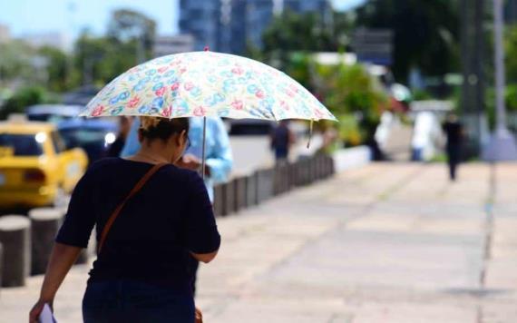Prevalecerá el calor por 48 horas en Tabasco