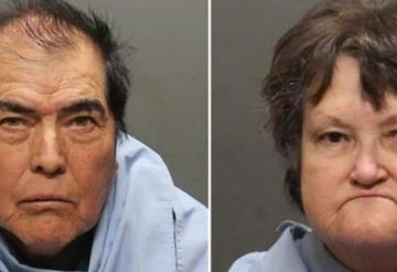Arrestan a padres adoptivos por encerrar a 4 niños