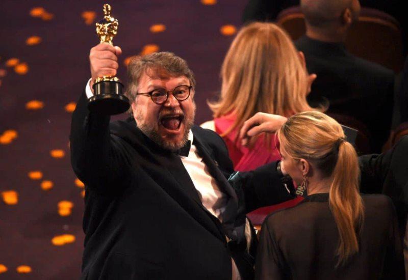 El discurso de Guillermo del Toro tras ganar el Oscar a Mejor director