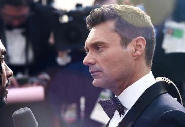 Ryan Seacrest, el gran señalado de la alfombra roja de los Oscar