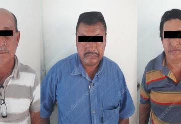 Cumplen orden de aprehensión contra 6 sujetos en Cárdenas
