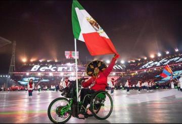 México luce en apertura de Paralímpicos de Pyeongchang