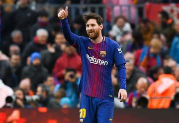 Lionel Messi se convierte en padre por tercera vez