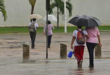¡Saca el paraguas! Se esperan lluvias fuertes en Tabasco