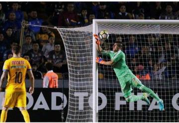 Fracaso de Tigres, es eliminado de la Concachampions