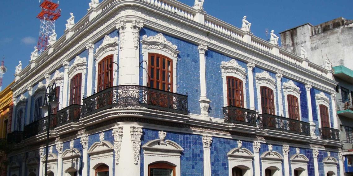 Invitan a exposici n gratuita en la casa de los azulejos Historia casa de los azulejos
