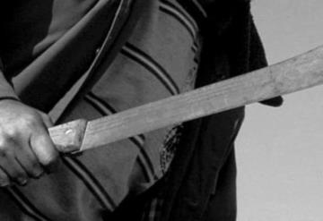 A machetazos  matan a campesino en Cárdenas