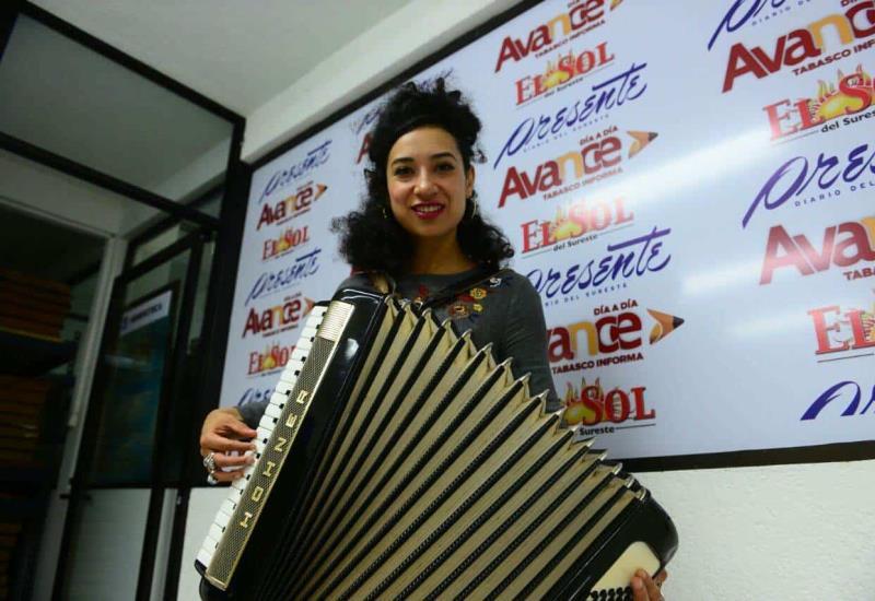 Flor Amargo y Pachamama brindarán concierto en Tabasco