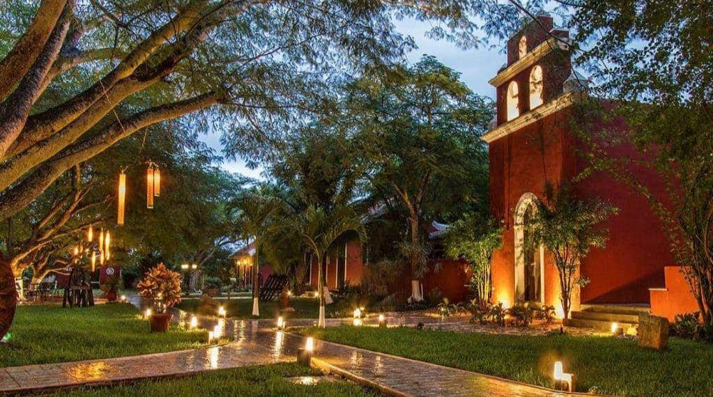 Haciendas De Yucat 225 N Convertidas En Hoteles Que Tienes Que