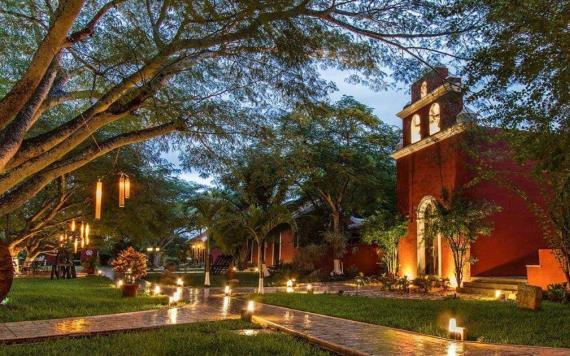 Haciendas de Yucatán convertidas en hoteles que tienes que conocer