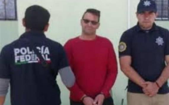 Capturan en Playa del Carmen a hombre de 45 años con su novia de 16