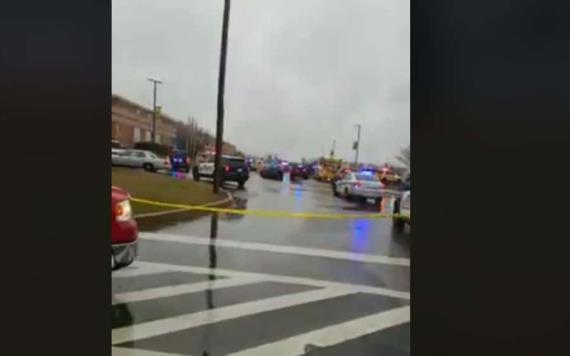 Tiroteo en escuela secundaria de Maryland; reportan varios heridos
