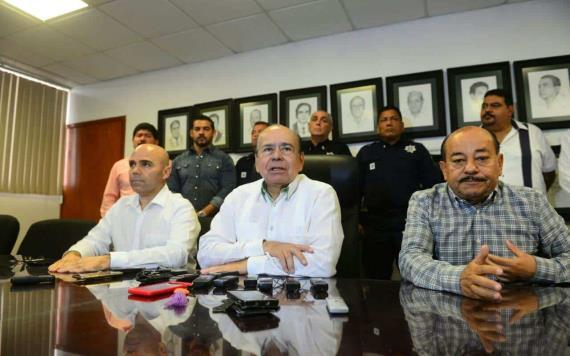 El gobierno de Tabasco sigue  abierto al diálogo con los transportistas