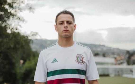 Selección Mexicana presenta su uniforme de visitante para Rusia 2018