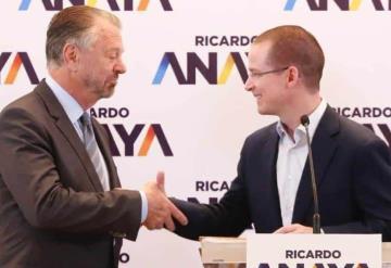 Jorge Castañeda se suma a campaña de Ricardo Anaya