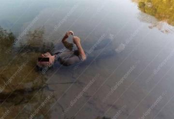 Ahogado en Río Oxolotán
