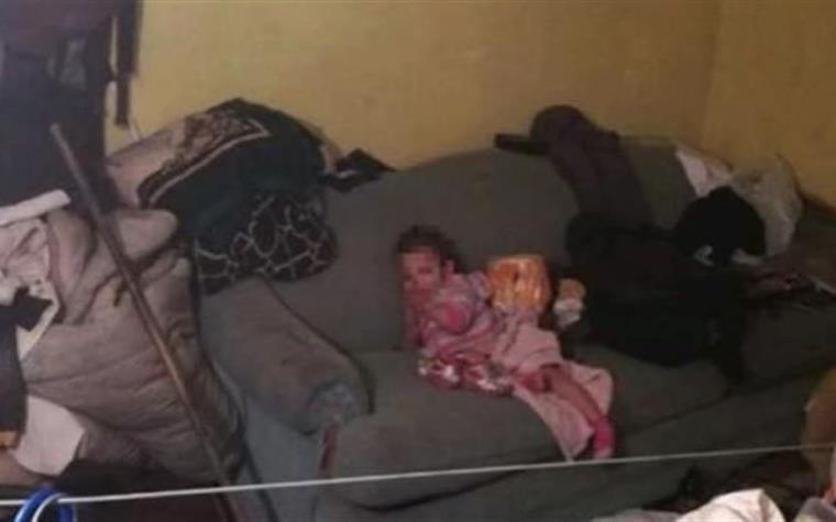 Resultado de imagen para reportaron bebe desaparecida mexico