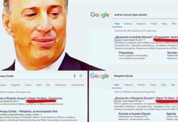 ¿Por qué Meade aparece en todos los resultados de Google?