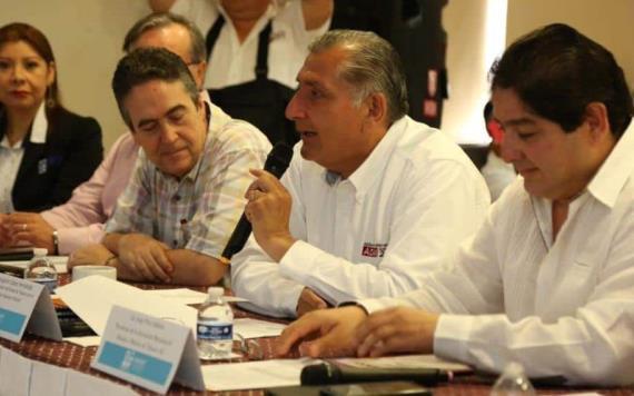 Adán Augusto: creará la secretaría de Cultura y Turismo