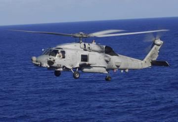Gobierno de EU aprueba venta de helicópteros MH-60R a México mil 200 mdd
