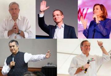 A qué hora y dónde ver en vivo el primer debate presidencial
