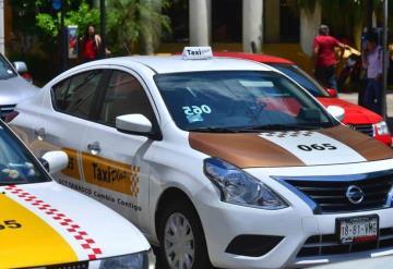 Multarán a taxis plus que presten servicio colectivo