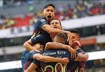 Triunfa América sobre Pumas en el Clausura 2018