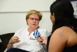 Gina Trujillo Zentella: ´Ciudadanos confían en nuestro proyecto´