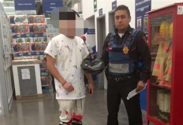 Policía encuentra 110 mil pesos y los devuelve a su dueño