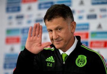 Juan Carlos Osorio anuncia prelista de convocados para Rusia 2018