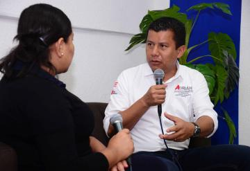 No seré un presidente Improvisado: Adrián Hernández