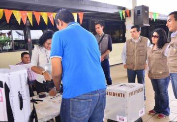 Registran seis denuncias por condicionamiento de votos en Tabasco