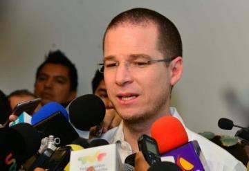 Ricardo Anaya llega a Tabasco
