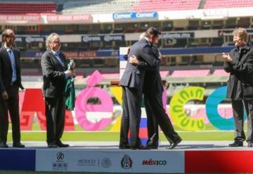 Estadio Azteca, opción para inaugurar Mundial 2026