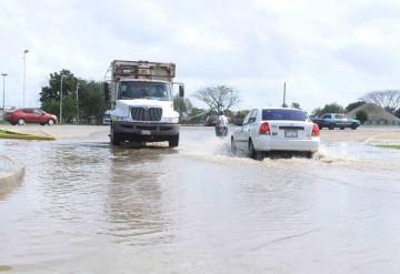 Advierten riesgo de inundaciones en Villahermosa