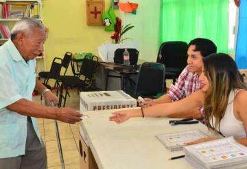 24 denuncias por coacción del voto en Tabasco