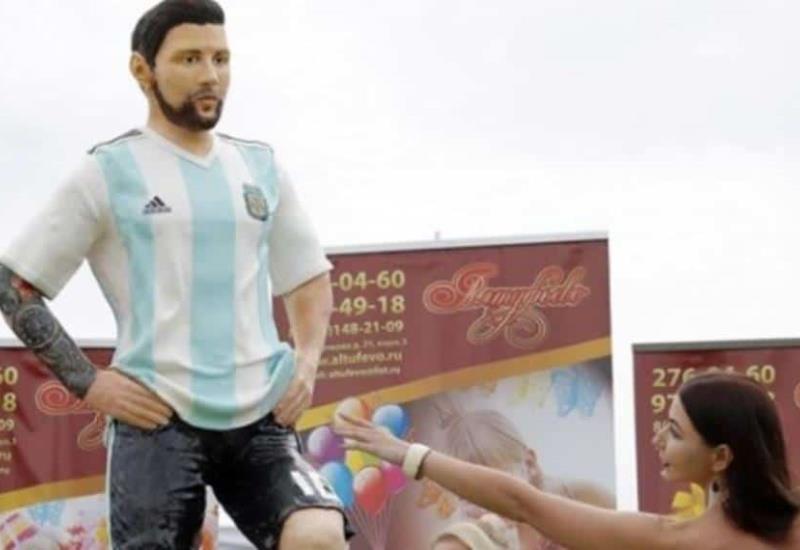Celebran con pastel gigante cumpleaños 31 de Messi