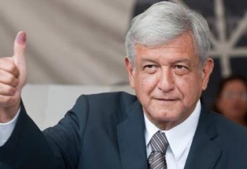AMLO manda mensaje a Carlos Salinas y Cevallos
