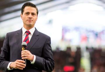 Peña Nieto asegura que ha cumplido con 203 compromisos