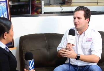Tabasco será potencia en el Sureste: Gerardo Gaudiano Rovirosa