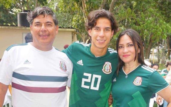 Felices 18 Diego