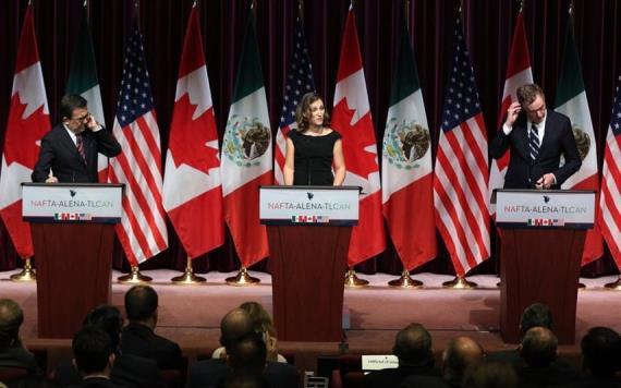 Economía mexicana sí resiste al TLCAN